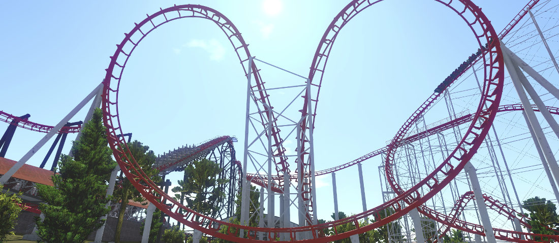 NoLimits 2 - Roller Coaster Simulation - Home