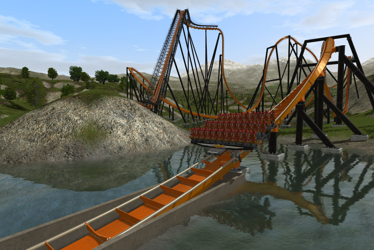 NoLimits 2 - Roller Coaster Simulation - Info